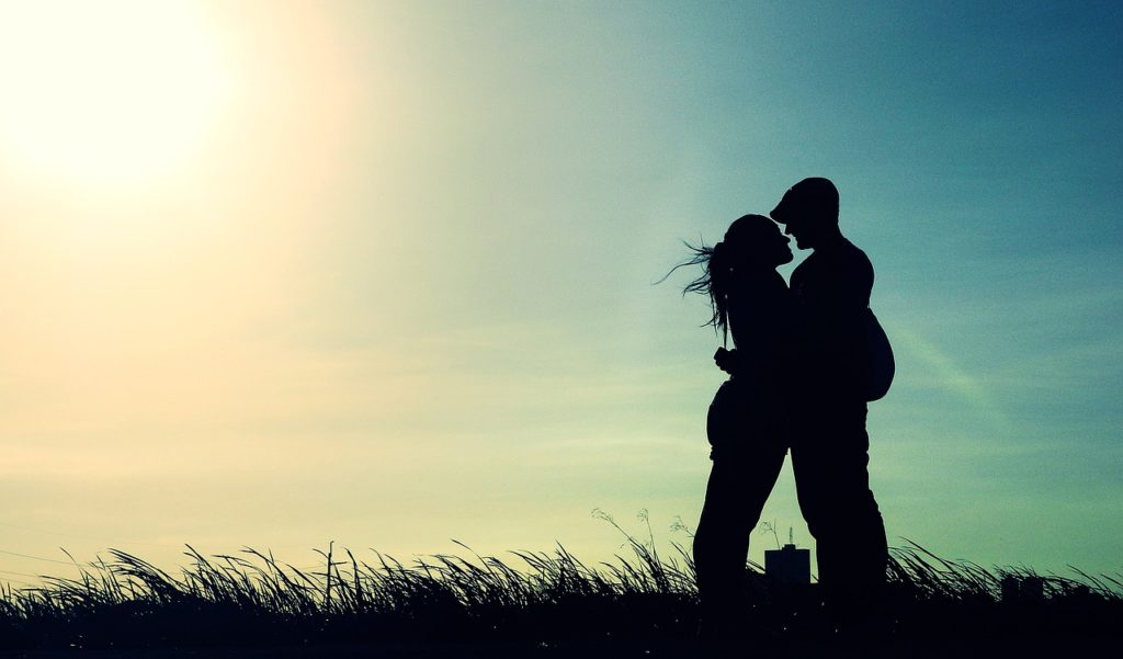 Relationship Counselling can lead to more intimacy, such as kissing